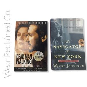 🛍3/$30 SALE🛍 2 Fiction Novels Books